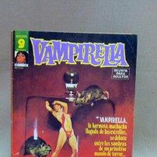 Cómics: COMIC, VAMPIRELLA, Nº 25, VAMPIRELLA, GARBO. Lote 27355488