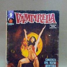 Cómics: COMIC, VAMPIRELLA, Nº 29, AMBERGIS KATE Y GORKO, GARBO. Lote 27355768