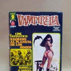 Cómics: COMIC, VAMPIRELLA, APUESTA SANGRIENTA, Nº 28, EDITORIAL GARBO. Lote 27356092