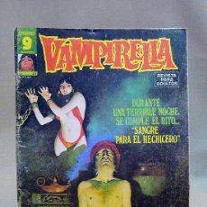 Cómics: COMIC, VAMPIRELLA, SANGRE PARA EL HECHICERO, Nº 26, GARBO. Lote 27489171