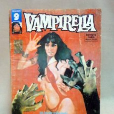 Cómics: COMIC, VAMPIRELLA, Nº 37, GARBO. Lote 27489478