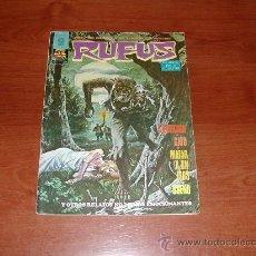 Cómics: RUFUS Nº 29 GARBO EDITORIAL (JC). Lote 27813634