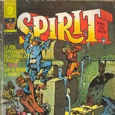 Cómics: SPIRIT 3 - WILL EISNER, ISIDRE MONES - GARBO. Lote 28294412