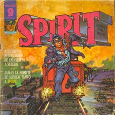 Cómics: SPIRIT 4 - WILL EISNER, JOSE GUAL - GARBO. Lote 28294414