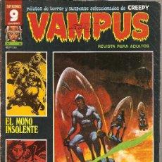 Cómics: VAMPUS NUMERO 76. Lote 29663253