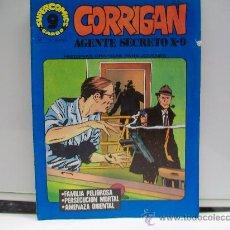 Cómics: HISTORIAS GRAFICAS PARA JOVENES - AGENTE SECRETO CORRIGAN X-9 - Nº 3. Lote 30877818