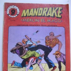 Cómics: MANDRAKE -