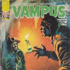 Cómics: VAMPUS Nº 46. Lote 35762013