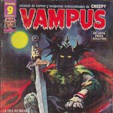 Cómics: VAMPUS Nº 48. Lote 32289861