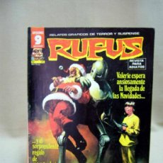 Cómics: COMIC, RUFUS, RELATOS DE TERROR, Nº 55, GARBO. Lote 32499088