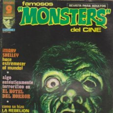 Comics: FAMOSOS MONSTERS DEL CINE Nº 5.. Lote 32610688