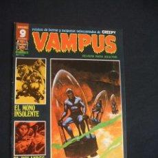 Cómics: VAMPUS - Nº 76 - GARBO EDITORIAL - PERFECTO, ESTA NUEVO - . Lote 32718757