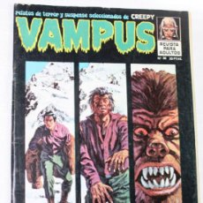 Cómics: VAMPUS Nº 38 (SI ,SEÑOR GUILEFORD …)INCLUYE EL POSTER. Lote 34862680