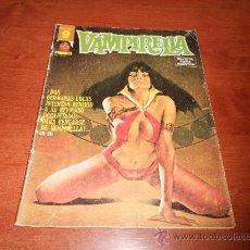 Cómics: VAMPIRELLA Nº 20, GARBO - REFª (JC). Lote 34101760