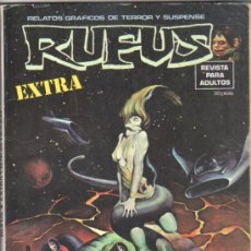Cómics: RUFUS ESPECIAL CIENCIA FICCION - 124 PGS. EDI.GARBO 1973 - TOM SUTTON,MARTIN SALVADOR,PAUL NEARY,ERN. Lote 34909017