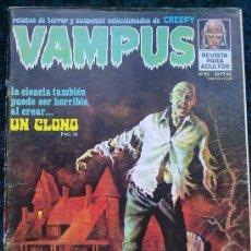 Cómics: VAMPUS NUMERO 43. Lote 168744646