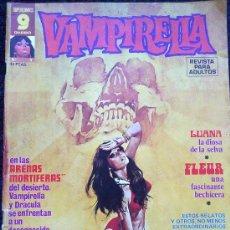 Cómics: VAMPIRELLA Nº 5. Lote 35049183