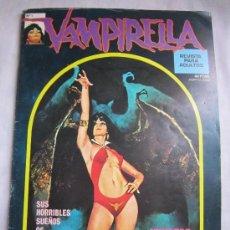 Cómics: VAMPIRELLA Nº 1. GARBO EDITORIAL. DIFICIL Y MUY BUEN ESTADO. 1974. Lote 35901610