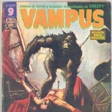 Cómics: VAMPUS Nº 50. Lote 36010095