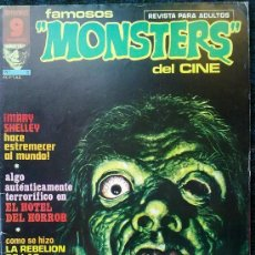 Cómics: FAMOSOS MONSTERS DEL CINE Nº 5. Lote 36372532