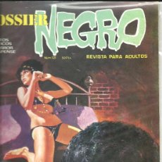 Cómics: DOSSIER NEGRO Nº 121 EDITORIAL GARBO. Lote 37345226