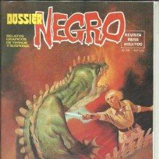 Fumetti: DOSSIER NEGRO Nº 108 EDITORIAL GARBO. Lote 37345375
