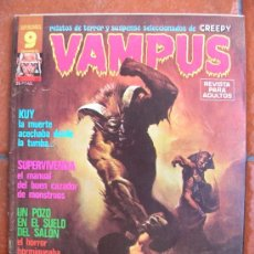 Cómics: VAMPUS Nº 59. Lote 38859648
