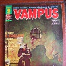 Cómics: VAMPUS Nº 51. Lote 38886834