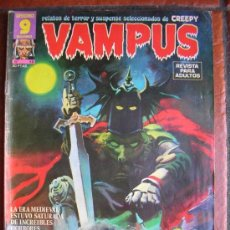 Cómics: VAMPUS Nº 48. Lote 38886895