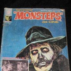 Comics: FAMOSOS MONSTERS DEL CINE Nº 10 - LA CASA DE LOS HORRORES DEL DOCTOR TERROR. Lote 176873780