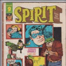 Cómics: SPIRIT Nº 16 GARBO 1973. Lote 39830900