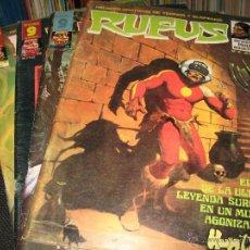 Cómics: RUFUS 29 Y 33 - GARBO - LOTE. Lote 40651369