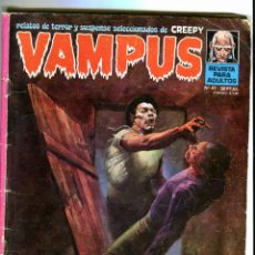 Cómics: VAMPUS Nº 41 AÑO 1975. Lote 41348407