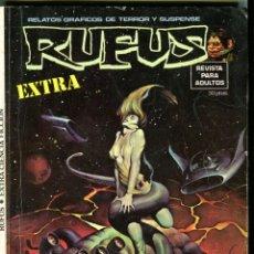 Cómics: RUFUS EXTRA CIENCIA FICCION DICIEMBRE DE 1974. Lote 41348914