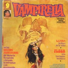Cómics: TEBEOS-COMICS CANDY - VAMPIRELLA - Nº 5 - ED. GARBO - 1973 - *BB99. Lote 41512652