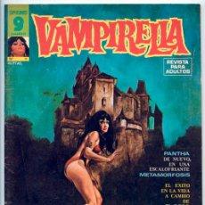 Cómics: VAMPIRELLA - Nº 11 - GARBO ED. - OCTUBRE 1975 (ALMAS DE METAL - MICHAEL CRICHTON). Lote 41984807