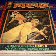 Cómics: RETAPADO RUFUS NºS 40, 32, 35, 36, 38, 26 Y 19. GARBO 1976. 400 PÁGINAS. TAPAS DURAS. MUY RARO.. Lote 42071465