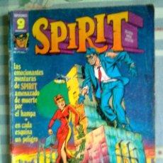 Cómics: SPIRIT- Nº 2 -LA OBRA INMORTAL DE WILL EISNER-ADOLFO USERO-1975-COLECCIONABLE-BUENO-DIFÍCIL-LEA-4970. Lote 267089544