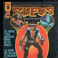 Cómics: REVISTA PARA ADULTOS. RUFUS. Nº 48. GARBO EDITORIAL. 1973. Lote 43657968