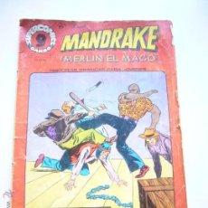 Cómics: MANDRAKE Nº 8, SUPER COMICS GARBO EDITORIAL GARBO E10. Lote 44179564