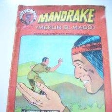 Cómics: MANDRAKE. MERLIN EL MAGO Nº 20 - SUPER COMICS GARBO C37. Lote 44262168