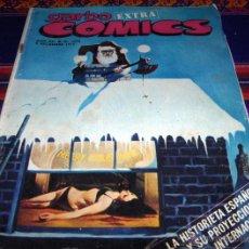 Cómics: GARBO COMICS EXTRA Nº 1075, AÑO 1973. HISTORIETA ESPAÑOLA Y SU PROYECCIÓN INTERNACIONAL. . Lote 46555640