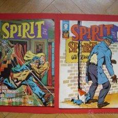 Cómics: SPIRIT. LOTE 2 COMICS: Nº 22 Y 23 (GARBO EDITORIAL, 1977) ¡¡COLECCIONISTA!!. Lote 46756646