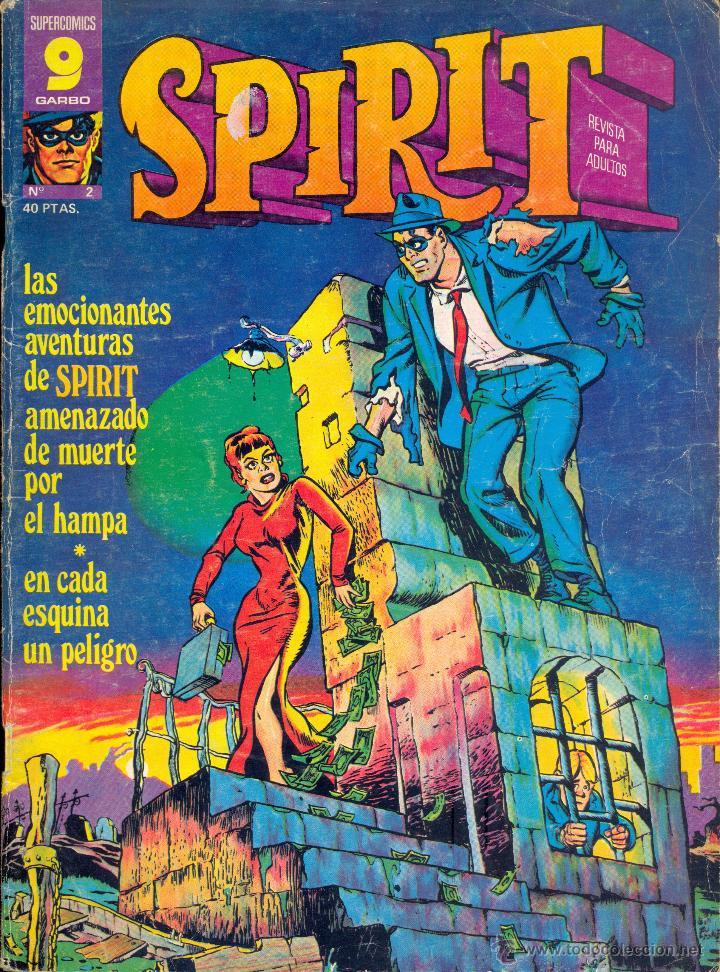 SPIRIT 2 (Tebeos y Comics - Garbo)