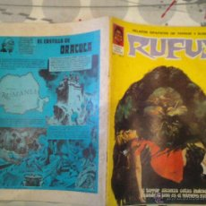 Cómics: RUFUS - ED GARBO - NUMERO 3 - BUEN ESTADO - CJ 11. Lote 48647147