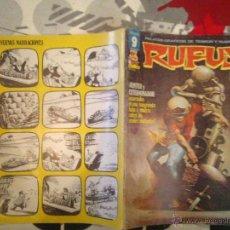 Cómics: RUFUS - ED GARBO - NUMERO 38 - BUEN ESTADO - CJ 11. Lote 48647296