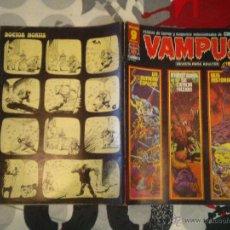 Cómics: VAMPUS - GARBO - NUMERO 68 - INCLUYE POSTER CENTRAL - MBE - CJ 11. Lote 48647702