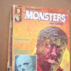 Comics: MONSTERS DEL CINE. Nº 4. Lote 48977810