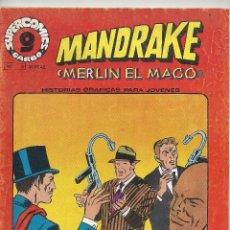 Cómics: MANDRAKE Nº 2. Lote 48984606
