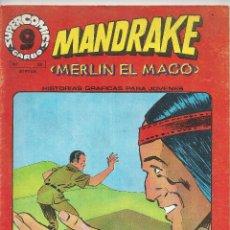 Cómics: MANDRAKE Nº 20. Lote 48984616